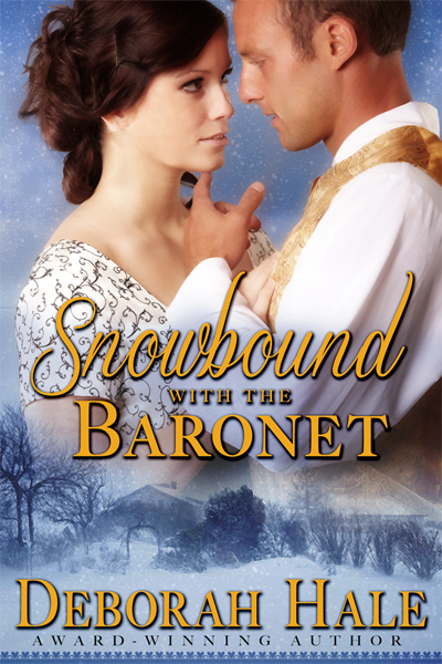 Title: Snowbound With the Baronet